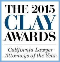 The 2015 CLAY Awards - California Lawyer Attorneys of the Year